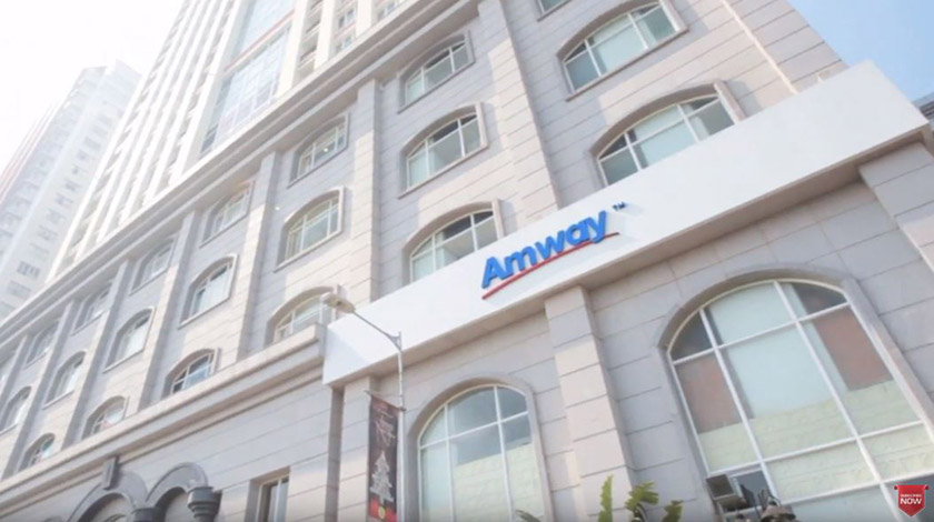 Amway phim doanh nghiệp
