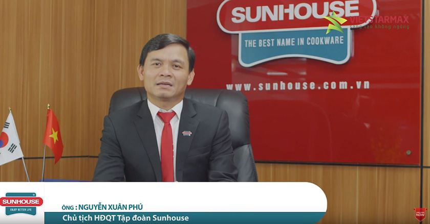 influencer trong phim doanh nghiệp