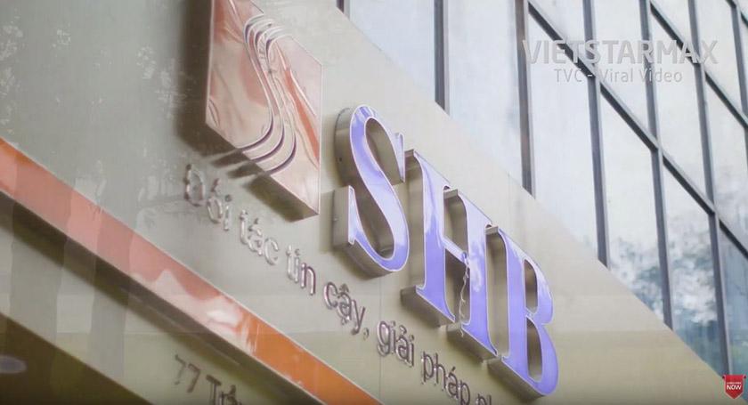 Làm phim doanh nghiệp cho SHB