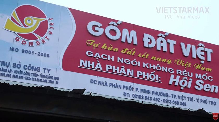 Phim kỷ niệm 20 năm gốm Đất Việt